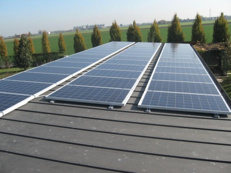 fotovoltaico bologna villa privata